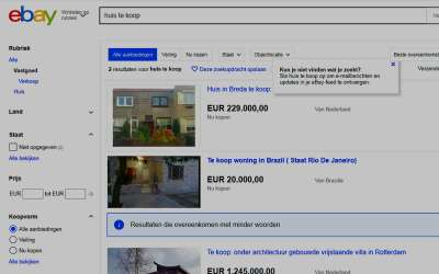 Ebay Real Estate to buy and sell real estate