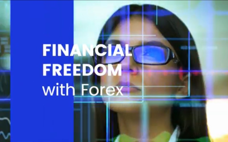 VIDEO: FINANCIAL FREEDOM with Forex