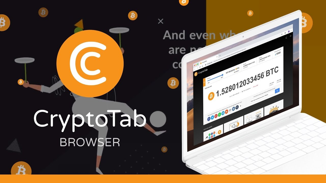 VIDEO: CryptoTab Browser – Earn Bitcoins with no effort