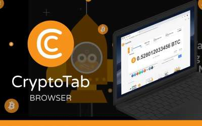 VIDEO: CryptoTab Browser – The world's first Bitcoin mining browser