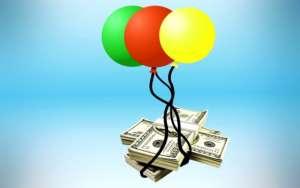 Bill balloons