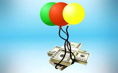 Blowing Up Bills With Balloons